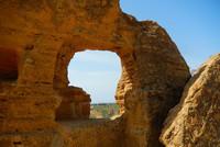 site archéologique Agrigento