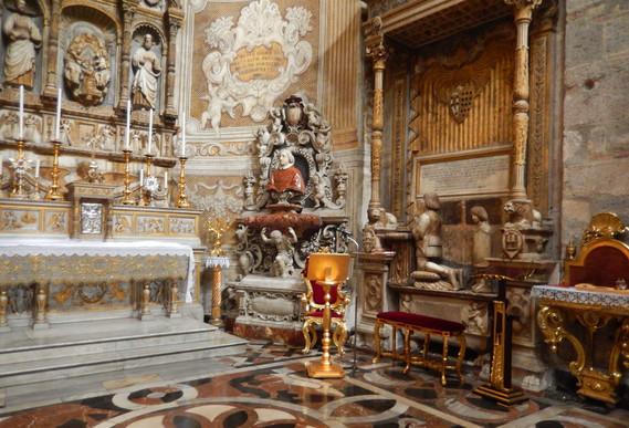 l'autel Catane