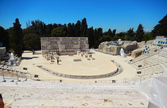 amphithéatre de Siracuse