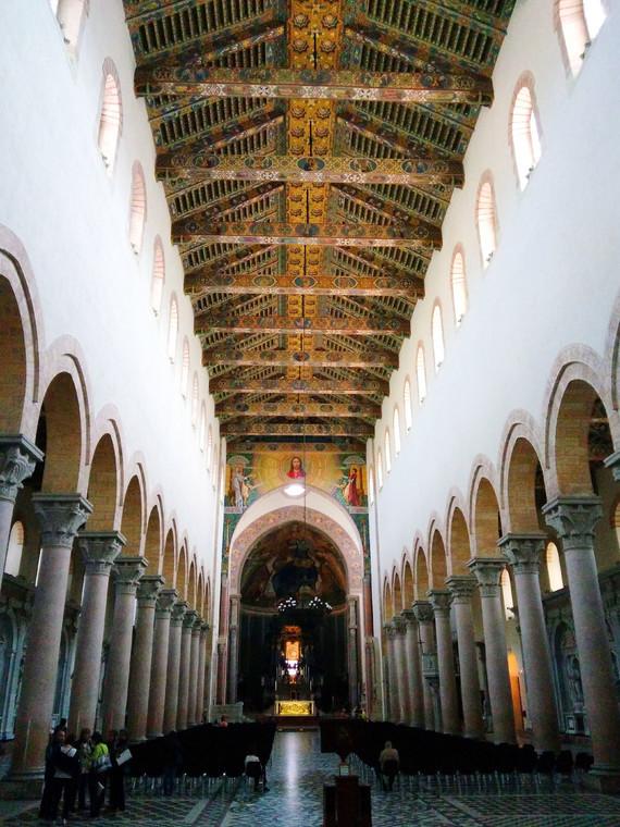 Perspective église Catane