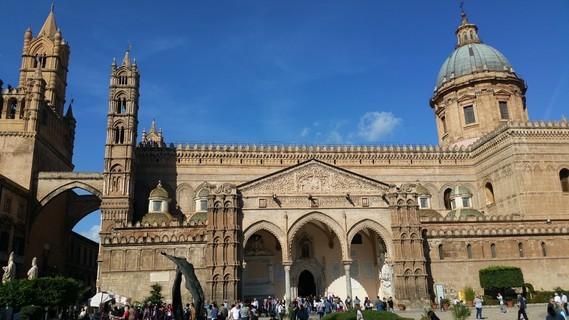 Cathedrale de Palerme Sicile