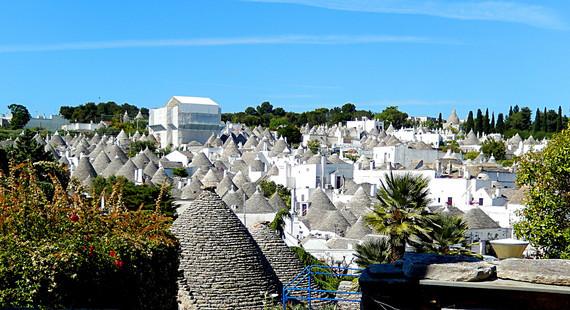 Alberobello Les Pouilles
