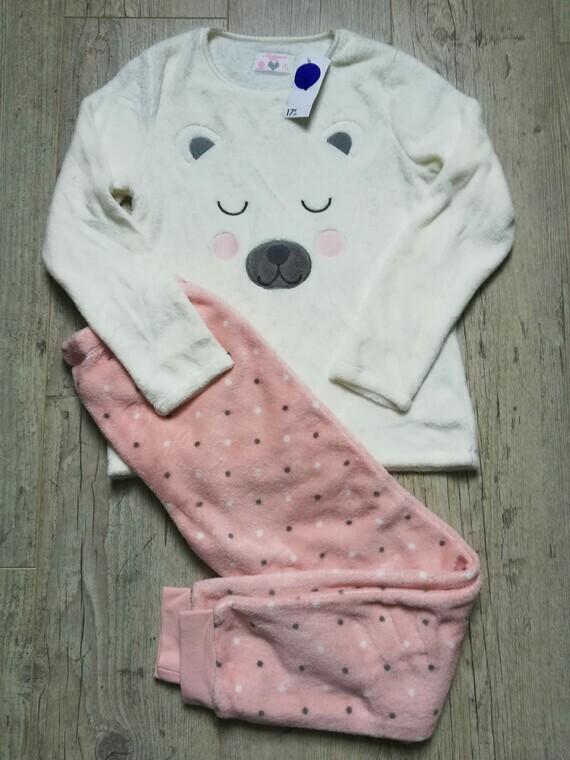 tex pyjama pilou 11-12a