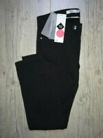 tex pant  jean noir  11-12a