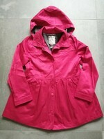 tào trench rouge framboise 12a