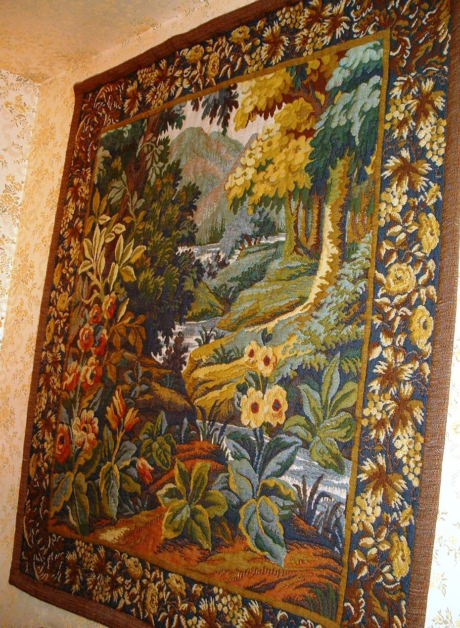 Tapisserie murale nature ventes corinneremi9 photos club doctissimo - Ikea tapisserie murale ...