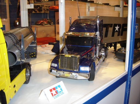 Camion tamiya le salon du mod lisme 2006 paris - Salon modelisme paris ...