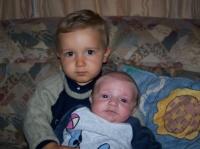 Dilane et Stiven Août 2007