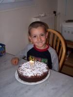 Marvin fête ses 5 ans