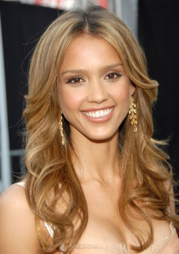 sourirejessicaalba - Coloration Chatain Clair