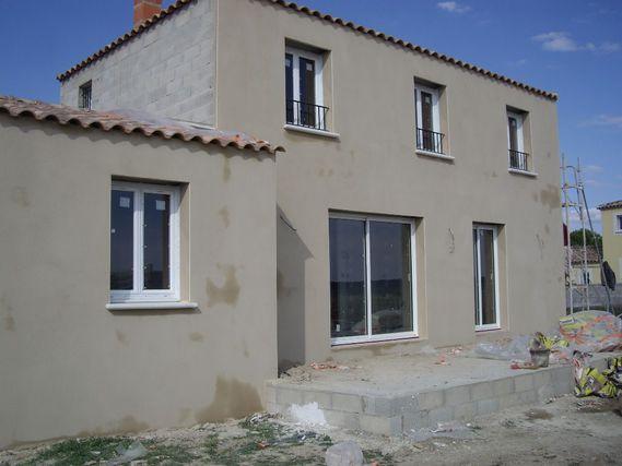 Couleur facade maison couleur facade maison tendance for Couleur facade maison gris