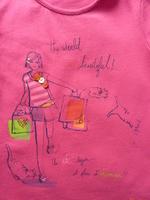 KENZO T-shirt 6 ans Excellent état zoom motif