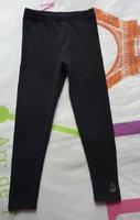 3 Pommes Legging noir motif argenté en bas 6 ans excellent état 7 euros