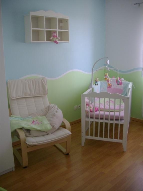 Deux questions dans la chambre de bébé  Chambre de bébé