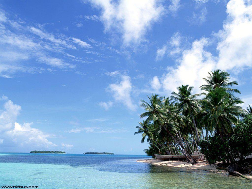 fond-ecran-plage-1 - TAHITI - Vahine43 - Photos - Club Doctissimo