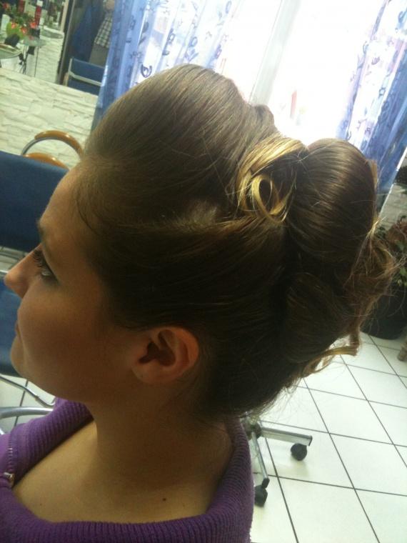 premier essai maquillage et coiffure du 03 novembre