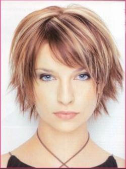 Modele coupe de cheveux femme visage ovale