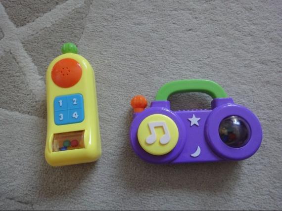 telephone radio 1€