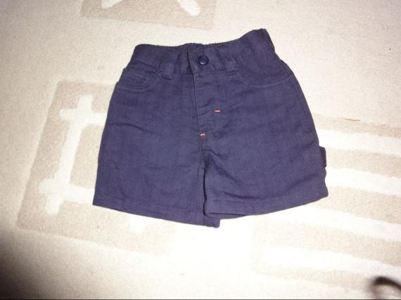 short bleu 2€
