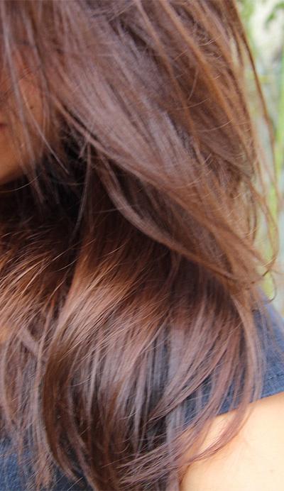 grand cheveux - Color Out Cheveux Noir