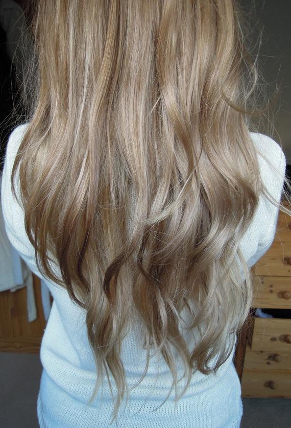D 233 Jaunir Mes Cheveux Coloration Beaut 233 Des Cheveux