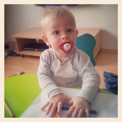 Noah 17 mois