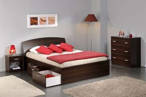 chambre adulte wenge mart meubles de chambre adulte. Black Bedroom Furniture Sets. Home Design Ideas
