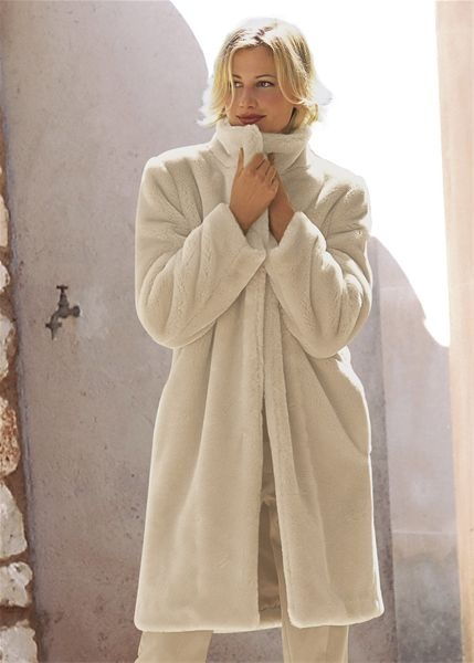 Зимнее пальто своими руками