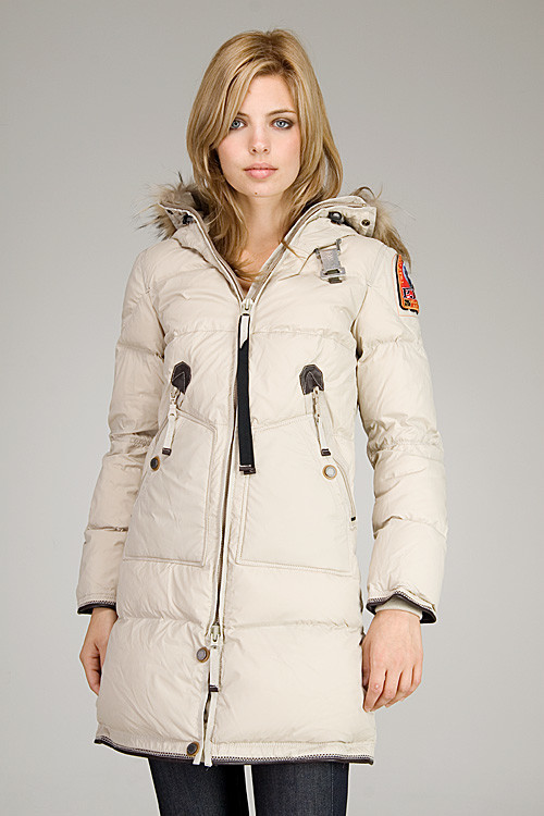 Parajumpers-Paris-Light-Long-Bear-W-Sand