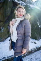 covering the bases fashion blog ralph lauren puffer coat winter fashion fur boots ugg earmuffs-7