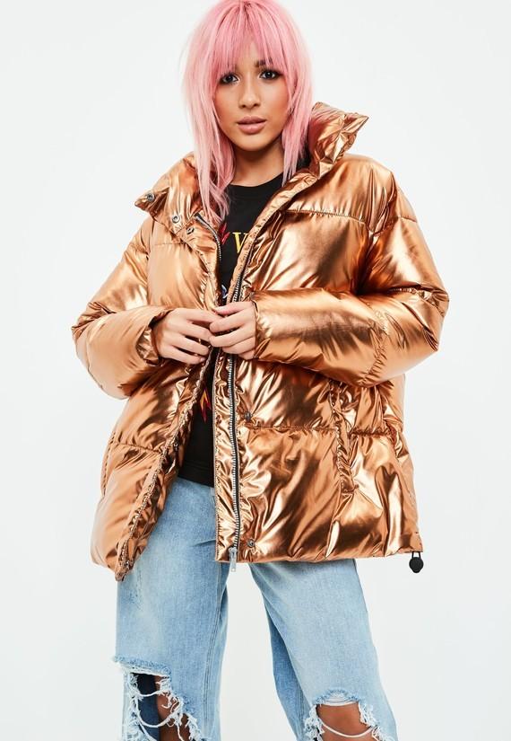 missguided-designer-gold-Gold-Metallic-Puffer-Jacket