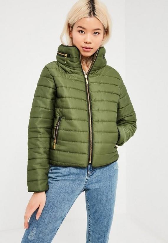 khaki-padded-concealed-hood-coat