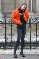 8kcev2-l-610x610-jacket-tumblr-puffer+jacket-red+jacket-orange-denim-jeans-black+jeans-skinny+jeans-