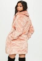 abrigo-de-pelo-sinttico-en-rosa (1)