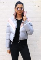 COATS_-_CROPPED_CHEVRON_PUFFER_-_GREY_PINK_-_FRONT_MS