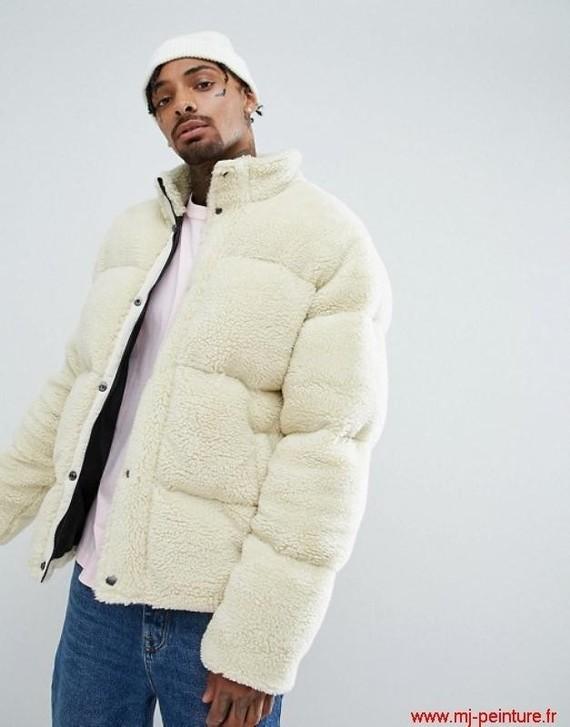 Homme-1123669-Astucieux-ecru-ASOS---Doudoune-imitation-mouton---de-Écru-peau-BEOPSTY368-1666