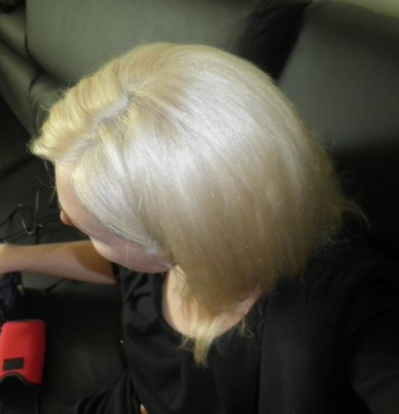 voir limage en grand2 votes1 vote0 vote2 votes1 vote0 - Super Eclaircissant Sur Cheveux Colores