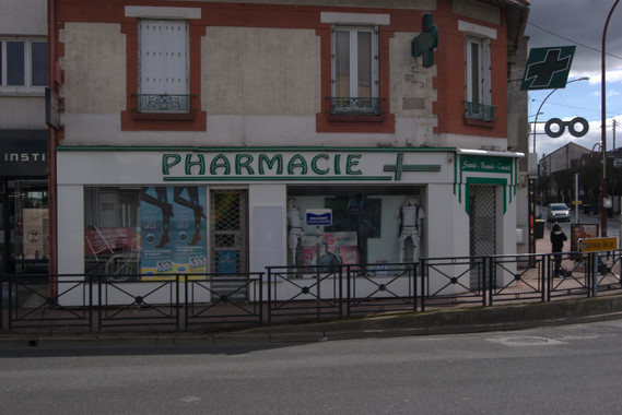 pharmacie Star Wars