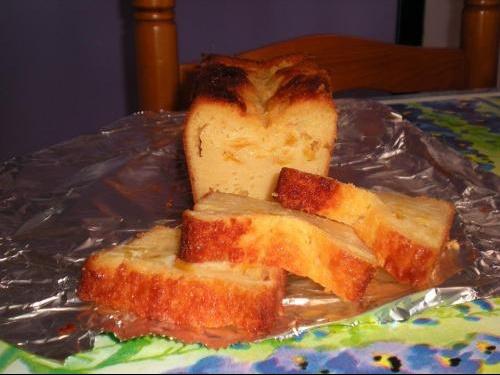 cake au citron(presentation)