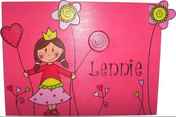 tableau prénom Lennie