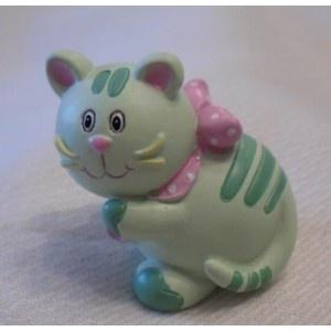 chaton vert