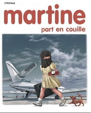 Martine part en couille