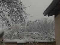 hiver vue de chez moi