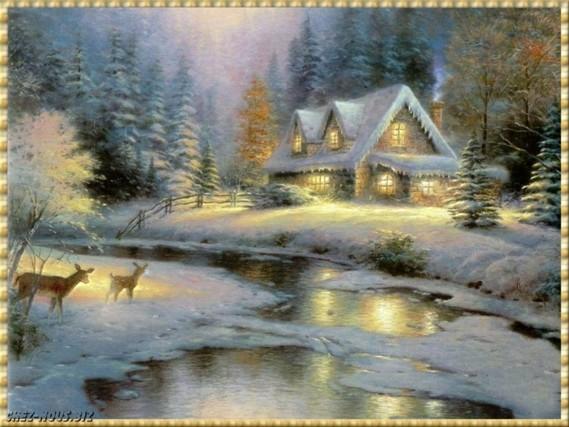 paysage hiver2