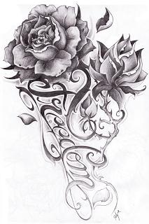 dessin-tatoo-musique