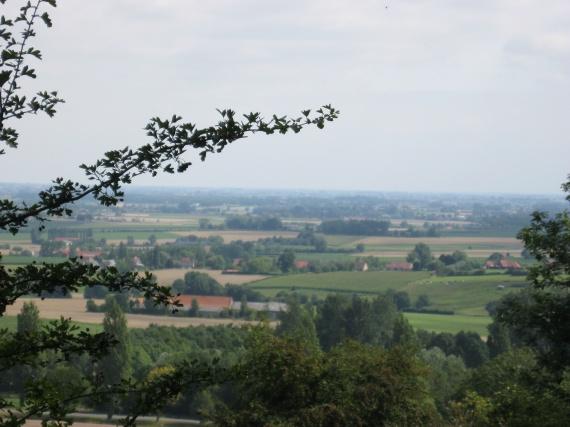 panorama du Mont Cassel