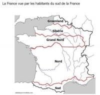 les habitants du sud de la France