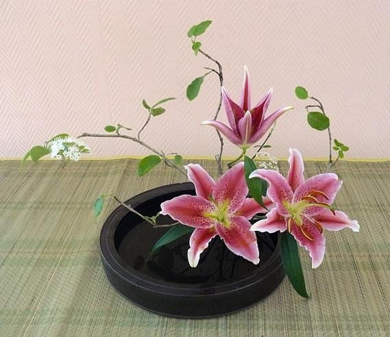 Art floral-ikebana