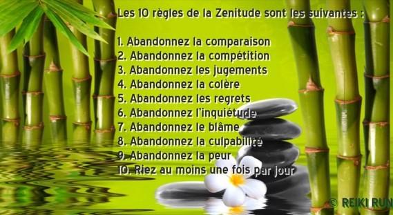 -zen 10règles