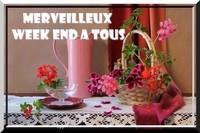 week-end merveilleux